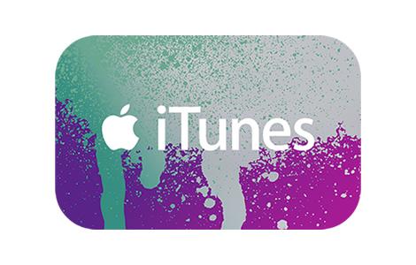 iTunesコード購入方法について